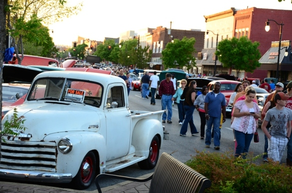Gadsden Alabama Cruise In