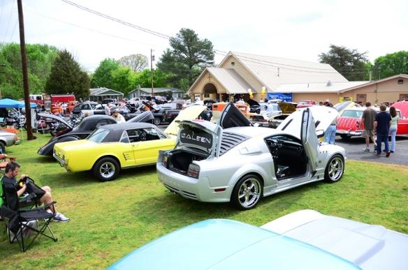 Graysville Car Show 2