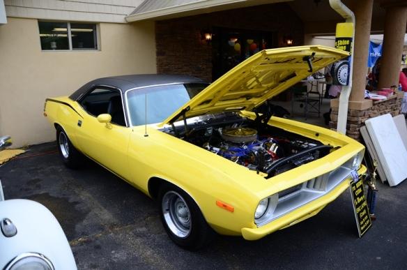 1972 Plymouth Hemi Barracuda