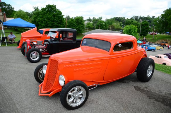 NSRA Street Rod Nationals South Knoxville, TN