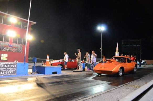 July 2012 Bounty Race