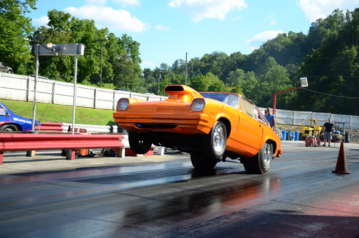 Knoxville drag strip