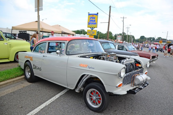 Fort Oglethorpe, GA Cruise In