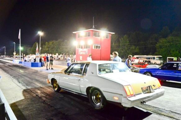 August 2012 Bounty Race