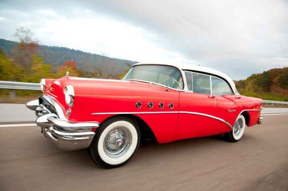 1955 Buick Motorama Concept Car