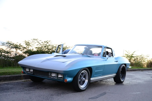 1964 Corvette hot rod