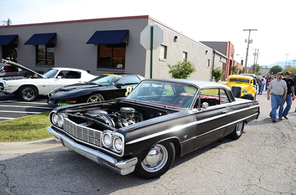 Chattanooga Cruise In Tommy Lee Byrd Photography