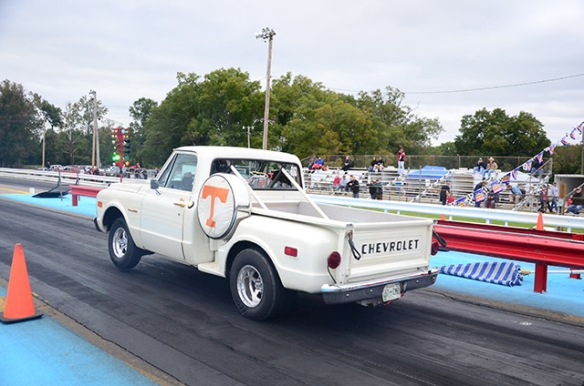 Brainerd Optimist Drag Strip Bracket Bash 2012