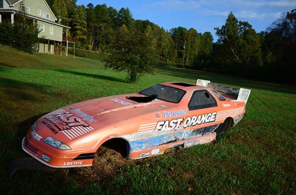 Atlanta Speed Shop 10,000 nostalgia drag race
