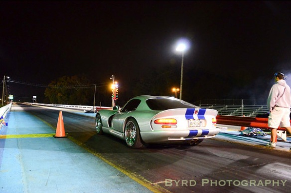 Dodge Viper Drag Racing