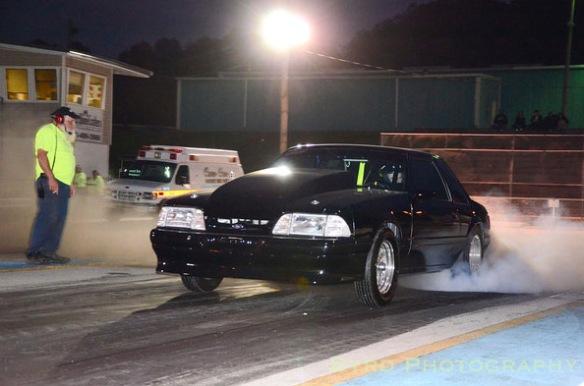 Turbo Fox Body Mustang 275 Drag Radial