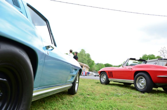 1964 Corvette coupe hot rod