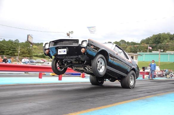 AMX Wheelstand