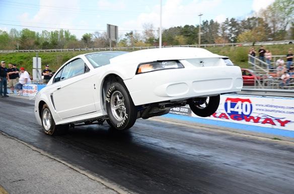 Mustang Wheelstand