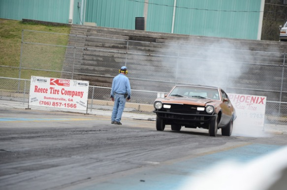 Brainerd Drag Strip Test 2013
